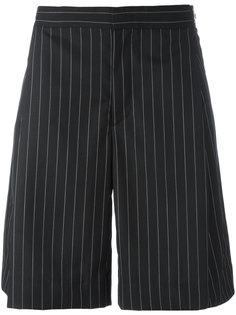 wide pin stripe shorts Juun.J