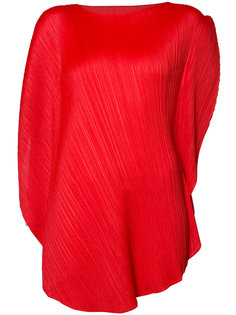pleated blouse  Issey Miyake