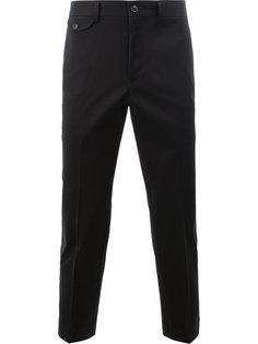 укороченные костюмные брюки Junya Watanabe Comme Des Garçons Man