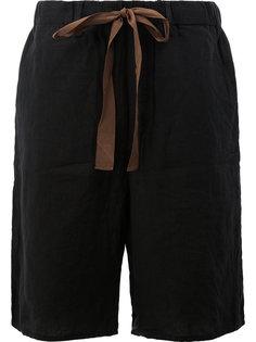 шорты на завязках Ziggy Chen