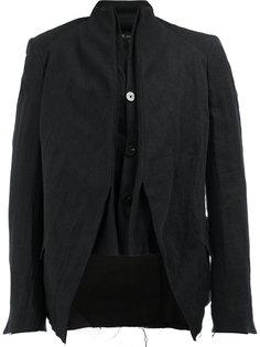 многослойный пиджак Cedric Jacquemyn