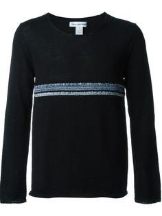 трикотажный свитер с полосками Comme Des Garçons Shirt