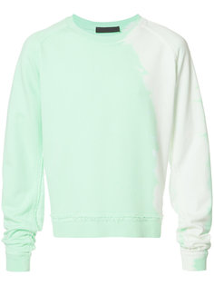 crew neck sweatshirt Haider Ackermann