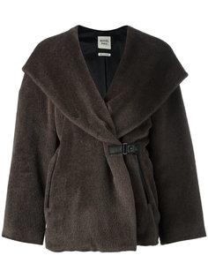 lambs fur coat Hermès Vintage