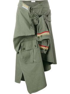 асимметричная юбка-рубашка Faith Connexion