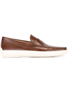 chunky sole penny loafers Tods Tod`S