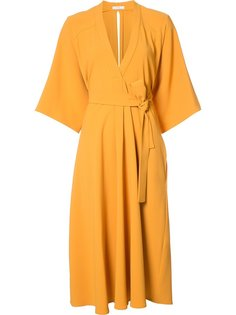 kimono-style belted dress Tome