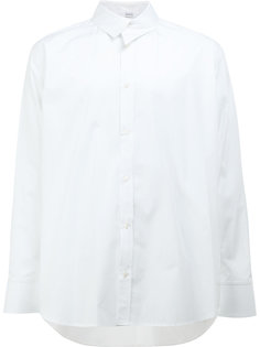 asymmetric collar shirt Aganovich