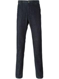 джинсы кроя слим Livigno  Brioni