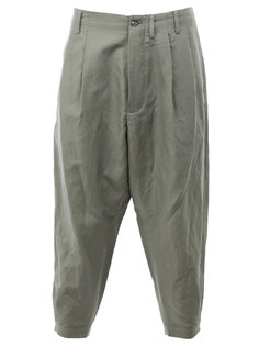 cropped loose-fit trousers 08Sircus