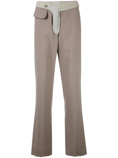 inside out style trousers Maison Margiela Vintage