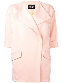 удлиненный пиджак Boutique Moschino