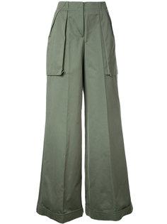 широкие брюки Monse