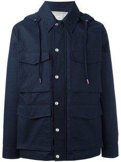 куртка с карманами  Ami Alexandre Mattiussi