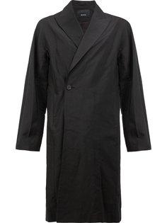 peaked lapel midi coat 08Sircus