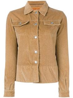 velvet buttoned jacket Helmut Lang Vintage