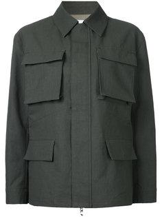 куртка с накладными карманами Astraet