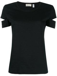 split sleeve T-shirt Helmut Lang Vintage
