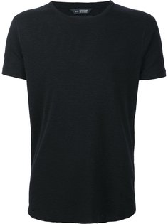 short sleeved crewneck T-shirt Wings+Horns