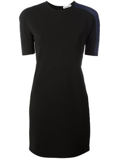 contrast T-shirt dress Paco Rabanne
