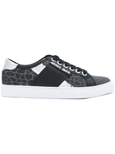 lace up trainers  Armani Jeans