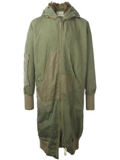 Flight Studio coat Greg Lauren