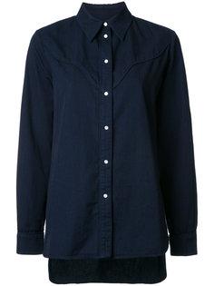 рубашка с воротником Mm6 Maison Margiela