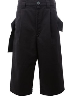 loose-fit cropped trousers Maison Mihara Yasuhiro