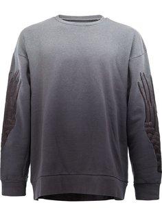 degradé sweatshirt Maison Mihara Yasuhiro