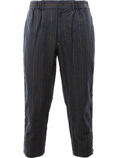 striped cropped trousers 08Sircus