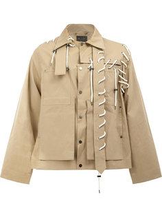 laced lightweight jacket Craig Green