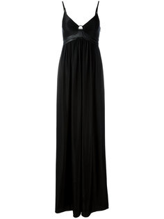 spaghetti strap evening dress  Paco Rabanne