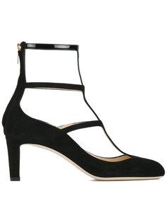туфли Dancy 65 с имитацией решетки Jimmy Choo
