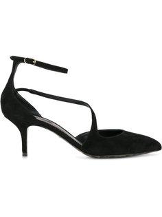 туфли с ремешком на щиколотке Dolce & Gabbana