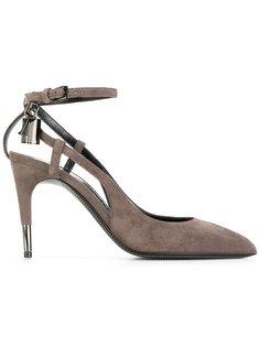 туфли с ремешком на щиколотке Tom Ford