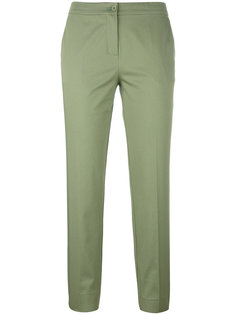 cropped tailored trousers Etro