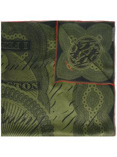 шарф с принтом доллара Givenchy