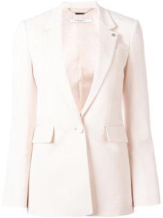 пиджак с заостренными лацканами Givenchy