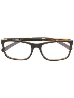очки в прямоугольной оправе Dolce & Gabbana