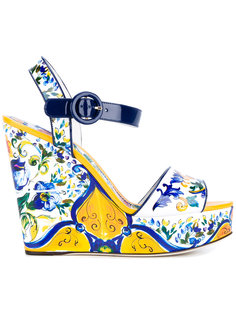 босоножки Bianca Dolce & Gabbana