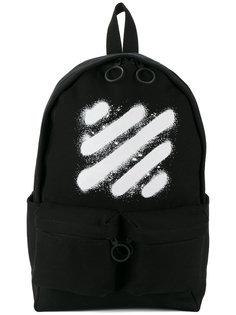 рюкзак с полосками Off-White