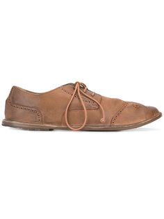 ботинки-броги Marsèll