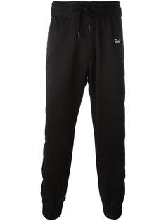 спортивные штаны на завязках Off-White