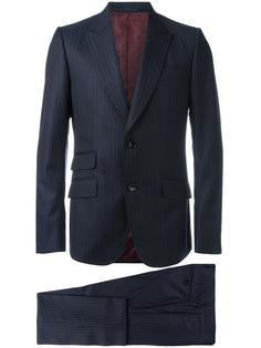костюм в полоску Heritage Gucci