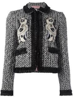твидовый пиджак Gucci