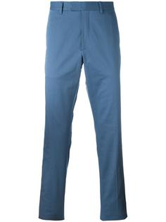 эластичные брюки чинос Gucci