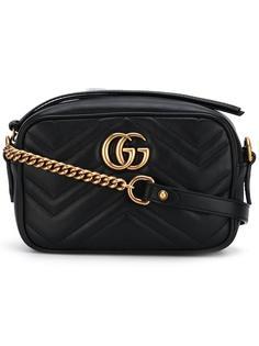 сини сумка GG Marmont matelassé Gucci