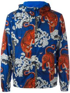 куртка с принтом с бенгальским тигром Gucci