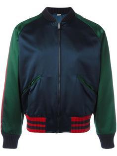 "куртка-бомбер ""panther"" Gucci"