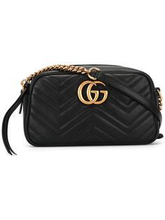 стеганая сумка через плечо Gucci